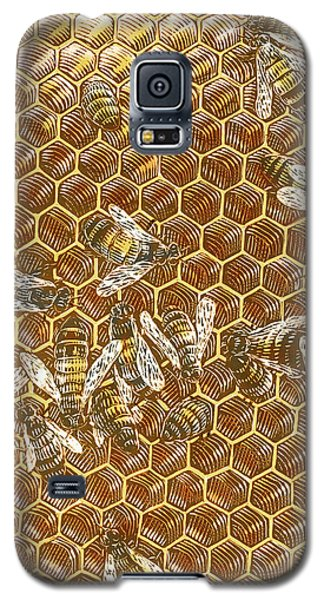 Honey Bees Galaxy S5 Case