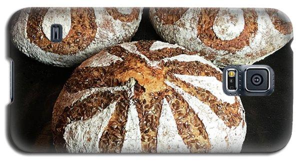 Honey Flax Sourdough Trio Galaxy S5 Case