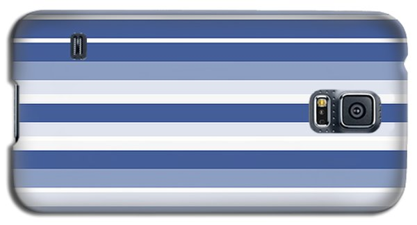 Horizontal Lines Background - Dde607 Galaxy S5 Case
