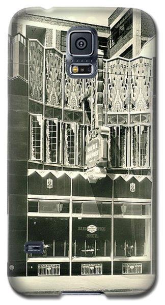 Horn And Hardart, S 18th St., Philadelphia Galaxy S5 Case