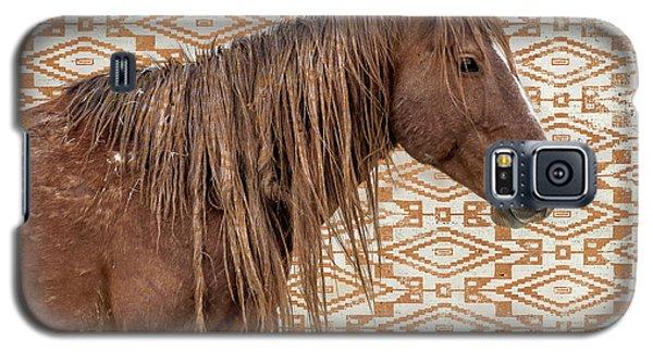 Horse Blanket Galaxy S5 Case