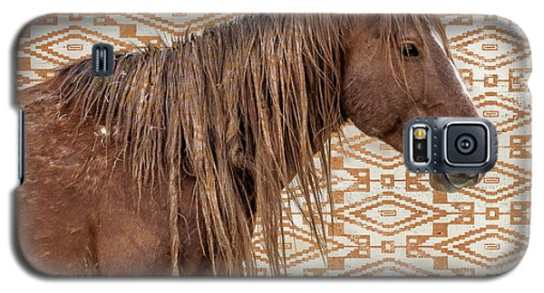 Horse Blanket Galaxy S5 Case