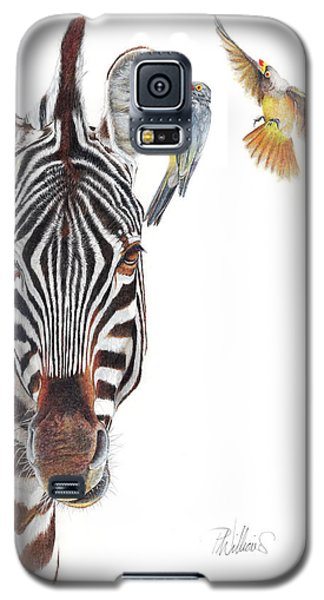 Horse Whisperer Galaxy S5 Case