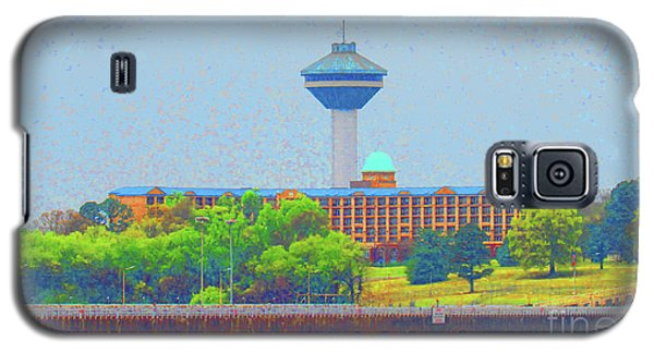 Hotel And Restaurant In Florence Alabama Galaxy S5 Case