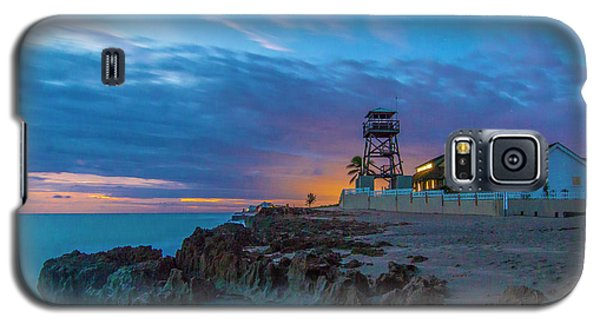 House Of Refuge Morning Galaxy S5 Case