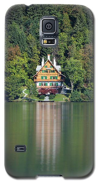 House On The Lake Galaxy S5 Case