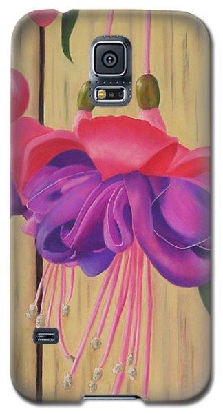 Hummingbird Delight Galaxy S5 Case