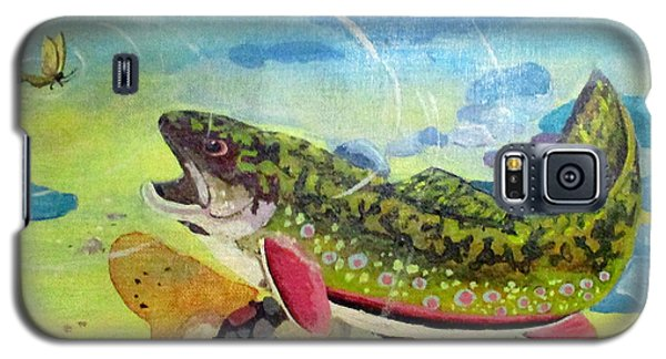 Hungry Trout Galaxy S5 Case