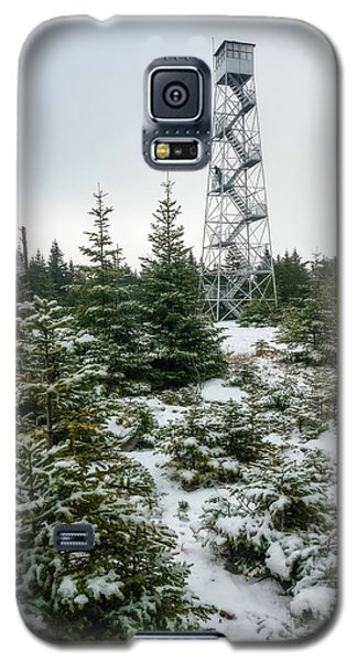 Hunter Mountain Fire Tower Galaxy S5 Case