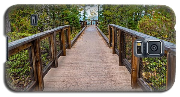 Hunter's Point At Copper Harbor Galaxy S5 Case