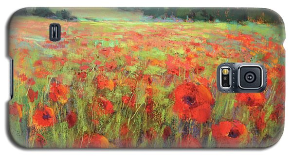 I Dream Of Poppies Galaxy S5 Case
