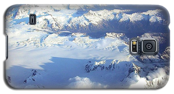 Icebound Mountains Galaxy S5 Case
