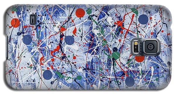Icy Universe Galaxy S5 Case