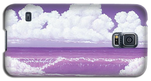 If The Sky Was Purple Galaxy S5 Case