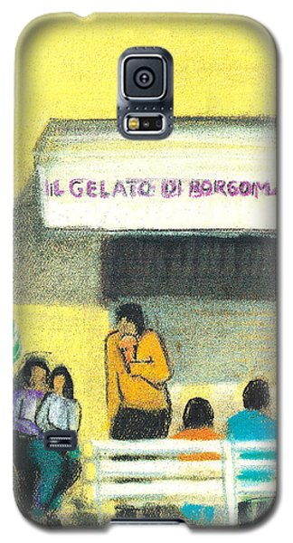 Il Gelato De Borgo Marina Galaxy S5 Case