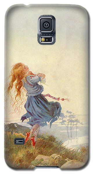 Illustration For The Red Shoes Galaxy S5 Case