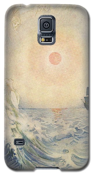 The Little Mermaid, Illustration From  Galaxy S5 Case
