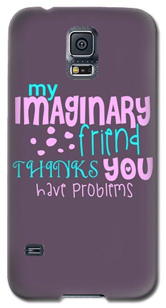 Imaginary Friend Galaxy S5 Case