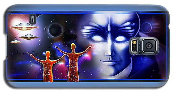 Imagine - What Is Out  There Galaxy S5 Case