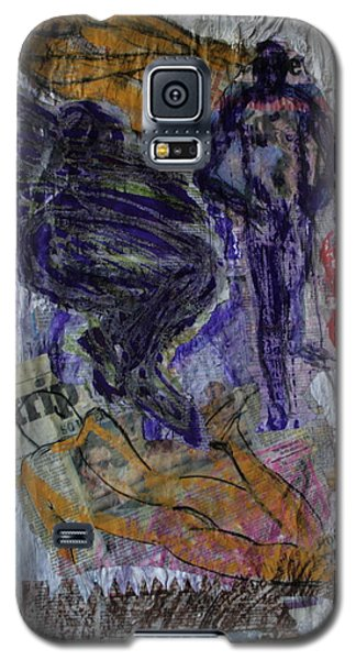 In A Vice Like Grip Of Hate Galaxy S5 Case
