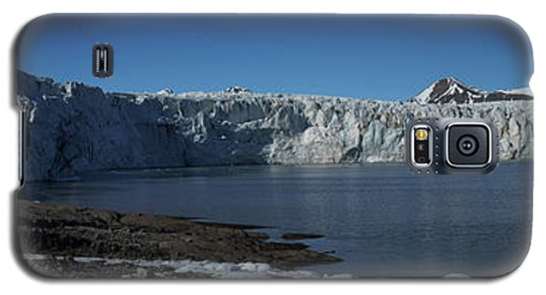 In Front Of A Glacier On Svalbard Galaxy S5 Case