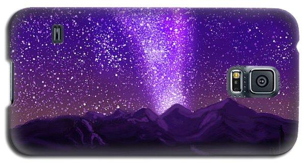 In The Arizona Night Galaxy S5 Case
