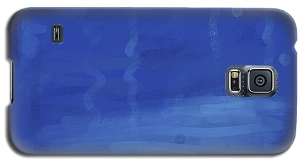 In The Blue Water Galaxy S5 Case