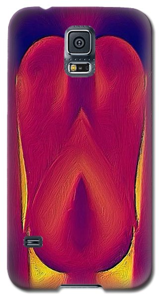 In The Heat Of Passion Galaxy S5 Case