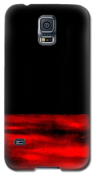 In The Heat Of The Moment Galaxy S5 Case