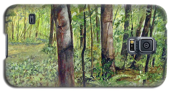 In The Shaded Forest  Galaxy S5 Case