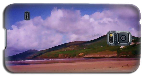Inch Beach Painting Galaxy S5 Case