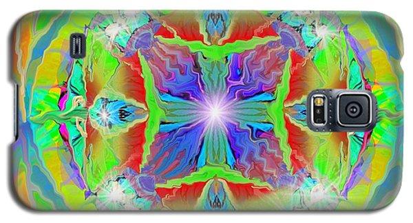 Indian Mandala Galaxy S5 Case