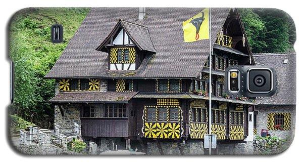 Inn On Lake Lucerne Galaxy S5 Case