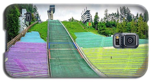 Innsbruck Olympic Stadium Galaxy S5 Case