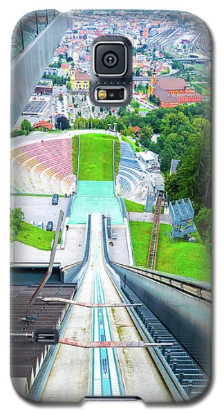 Innsbruck Ski Slope Galaxy S5 Case