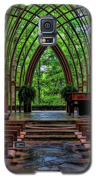 Inside The Chapel Galaxy S5 Case