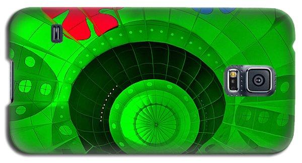 Inside The Green Balloon Galaxy S5 Case