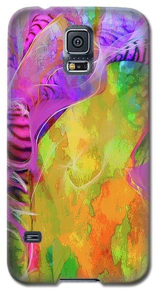 Iris Psychedelic  Galaxy S5 Case