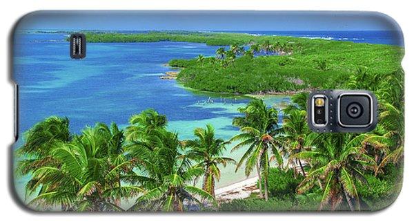 Isla Contoy Galaxy S5 Case