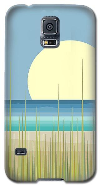 Island Beach Galaxy S5 Case