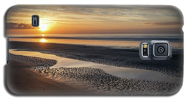 Isle Of Palms Morning Patterns Galaxy S5 Case