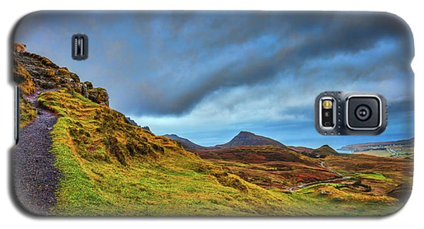 Isle Of Skye Landscape #i1 Galaxy S5 Case