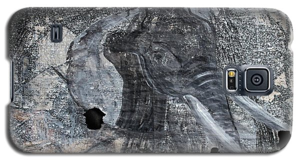 Isn't There Always An Elephant That No One Can See Galaxy S5 Case