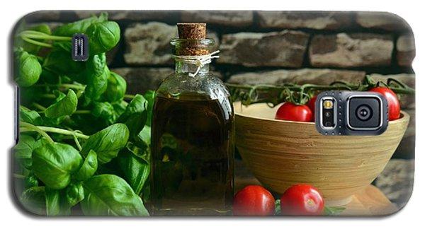 Italian Ingredients Galaxy S5 Case