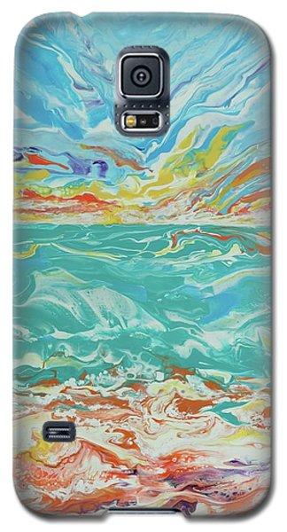 It's A Beach Day Galaxy S5 Case