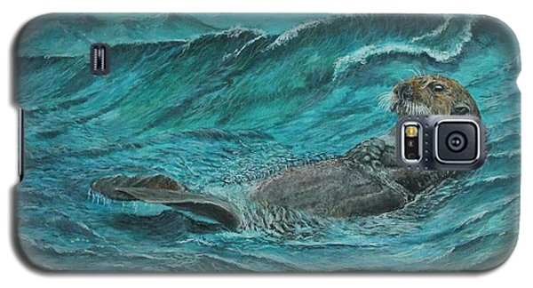 It's My Otter Day Off.....sea Otter Galaxy S5 Case