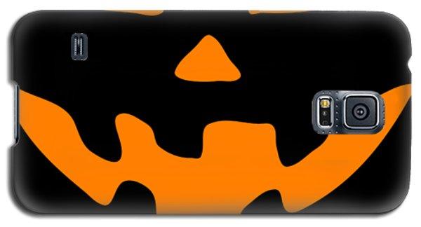 Jackolantern Happy Halloween Pumpkin Galaxy S5 Case