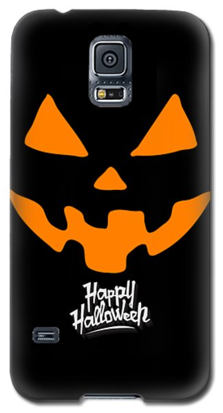 Jackolantern Pumpkin Happy Halloween Galaxy S5 Case