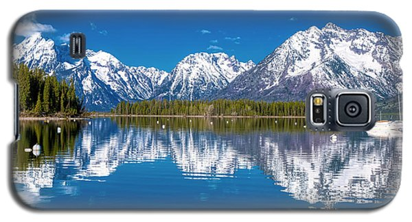 Jackson Lake Galaxy S5 Case
