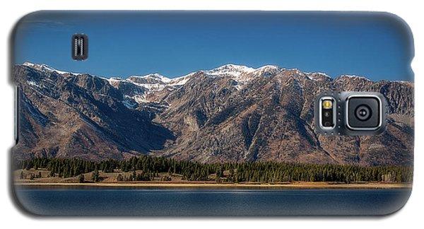 Jackson Lake Wyoming Galaxy S5 Case
